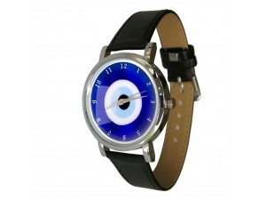 Evil Eye Design Watch