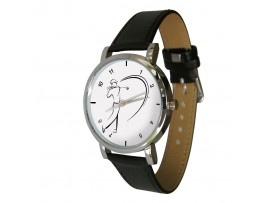 Golf Design Wristwatch