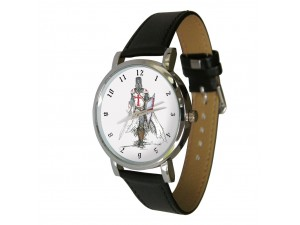 Knight Templar Wristwatch - Order of the Temple