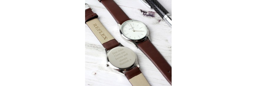 Personalised watches