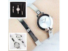 Personalised Ladies Watch Set